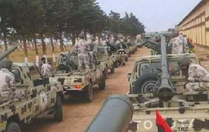 Libye : Plus de 200 véhicules blindés du GNA font route vers Syrte