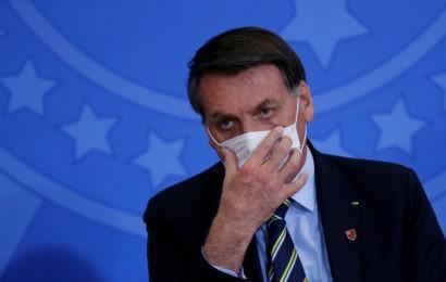 Jair Bolsonaro annonce qu'il a été testé positif au nouveau coronavirus