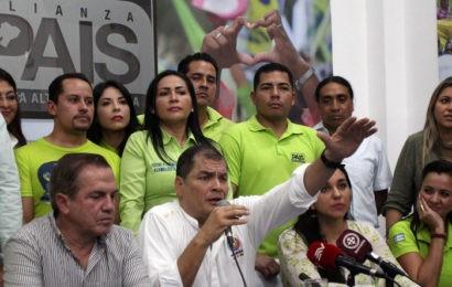 L'Internationale progressiste alerte Michelle Bachelet sur la situation démocratique en Equateur (video)