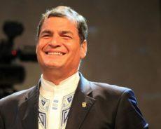 Exclusif : Correa insiste sur le fait que la démocratie prévaudra en Équateur malgré sa tentative de bloquer sa candidature