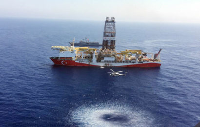 La Turquie a lancé ses forages exploratoires en mer Noire