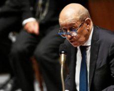 Hong Kong : Pékin met Paris en garde après les propos de Le Drian