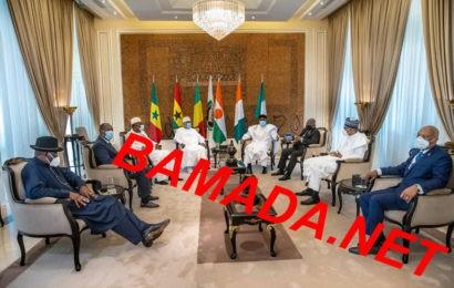 Crise socio-politique au Mali: la CEDEAO échoue à nouveau à trouver un accord