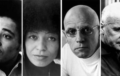 Les Panthères noires ont donné un nouveau départ à la pensée de Foucault et des philosophes français