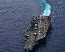 Mer de Chine : Pékin se dit « prêt à contrer les États-Unis » dans leurs exercices militaires