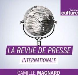 La Revue de presse internationale Radiophonique