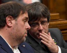 Espagne / Condamnés pour la tentative de sécession de 2017  Les indépendantistes catalans en semi-liberté