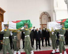 Algérie / Nos valeureux patriotes reviennent
