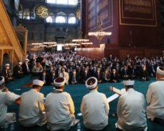 La transformation de Sainte-Sophie en mosquée, une provocation du gouvernement turc?
