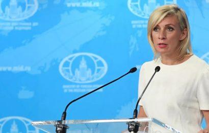 Moscou répond à la proposition de Pompeo d'une «alliance de démocraties» contre la Chine