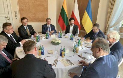 Le triangle polonais de Lublin va créer beaucoup de problèmes dans les relations entre Russie et Belarus