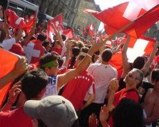 Suisse / Recherche historique et démocratie directe