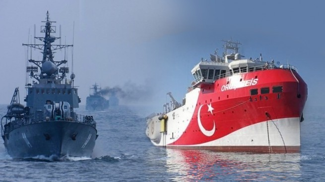 Une grande guerre pourrait éclater à cause d'une petite île en Méditerranée …