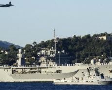 Tensions en Méditerranée : exercice militaire conjoint de la Grèce, la France, l'Italie et Chypre