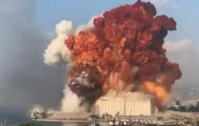 Explosions massives à Beyrouth : premiers éléments et communiqué du Hezbollah