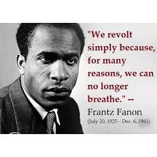 Frantz Fanon, un message à George Floyd et à Cédric Chouviat