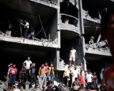 Israël poursuit ses frappes meurtrières à Ghaza : Saëb Arakat dénonce 48 mesures de Trump contre le peuple palestinien