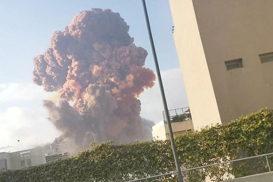 Explosion à Beyrouth : face aux accusations, les dénégations hypocrites d'Israël