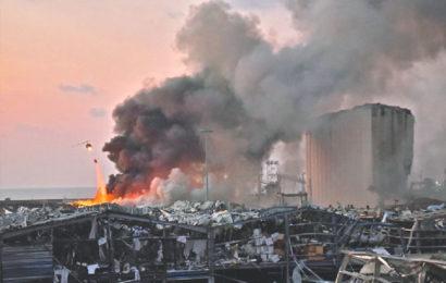 Liban / Une deuxième explosion qui cible les buts manqués par la première…