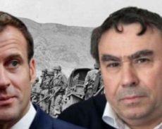 Enjeux mémoriels algériens en France : Quels calculs (politiciens) pour Macron et Stora ?