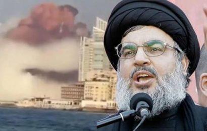 Liban / Nasrallah : si Israël est responsable de l'explosion à Beyrouth, notre riposte sera dévastatrice