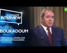 La Grande Interview : Sabri Boukadoum