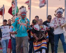 Etats-Unis : coup d'arrêt au projet d'oléoduc menaçant les Sioux