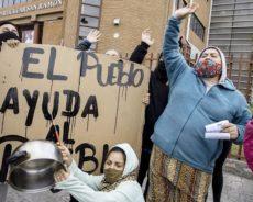 CHILI – Face à la crise, les soupes populaires et l'auto-organisation populaire