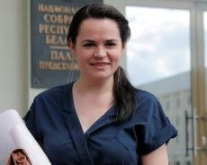 Biélorussie : l'opposante Svetlana Tikhanovskaïa n'envisage pas de se représenter à la présidence