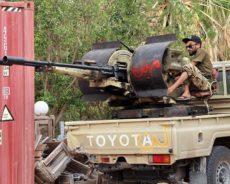 Tarhuna, base des mercenaires en Libye