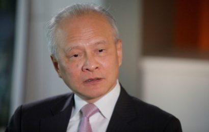 Les Etats-Unis devraient s'abstenir de profiter de n'importe quel différend en Asie (ambassadeur chinois)