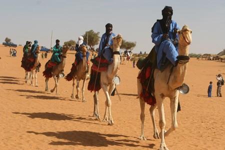 Algérie / L'espace touareg : de l'ordre pastoral à l'ordre agricole [*]
