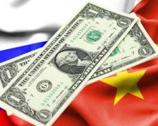 La Chine et la Russie s'allient pour mettre fin à la suprématie du dollar