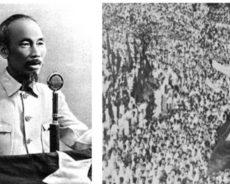 Révolution du 19 août 1945 et  fondation du Vietnam contemporain