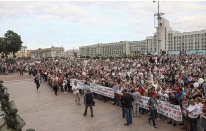 Biélorussie / Le soulèvement biélorusse, ses origines et sa dynamique complexe