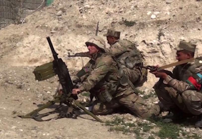 Le Caucase au bord de la guerre