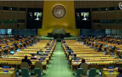 Cinquième journée de la 75e Assemblée générale de l'ONU