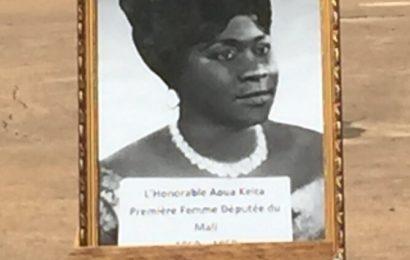 Le destin d'Aoua Keita, femme d'exception et figure de l'indépendance du Mali