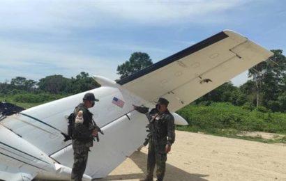 L'armée vénézuélienne a abattu un avion appartenant aux États-Unis