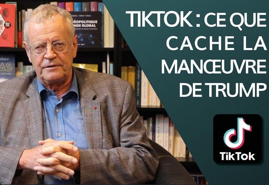 Tik Tok : ce que cache la manœuvre de Trump