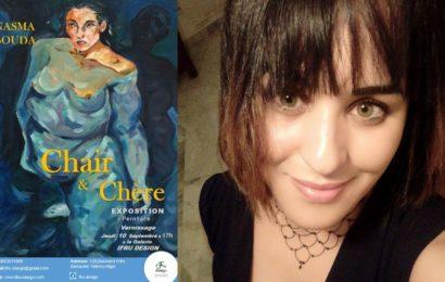Algérie / Nesma Bouda, artiste-peintre : «Peindre le corps féminin est un besoin…»