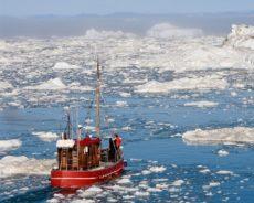 L'Arctique, carrefour maritime mondial ?