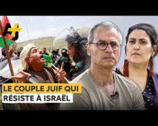 Le couple juif qui résiste à l'occupation israélienne