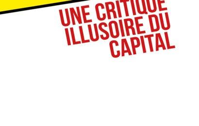Recension de l'ouvrage: «Thomas Piketty, une dénonciation illusoire du capital» d'Alain Bihr et de Michel Husson