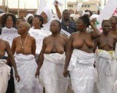 Se déshabiller pour obtenir réparation: l'importance des manifestations nues des femmes nigérianes