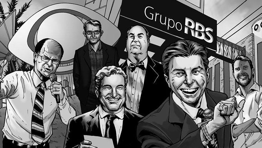 L'inquiétant panorama des médias au Brésil (1/3) : la mainmise oligarchique