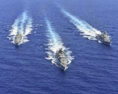 Les préparatifs de guerre vont bon train en Méditerranée orientale !