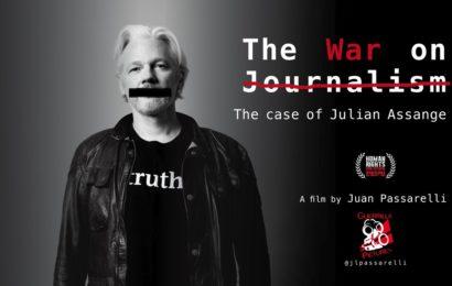 La guerre contre le journalisme : le cas de Julian Assange