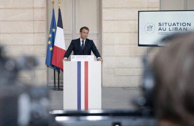 La mauvaise pièce du président Macron au Liban