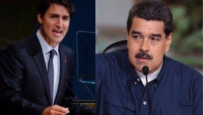 Venezuela : une puissante mise en accusation contre le gouvernement Trudeau… Pourtant, un rameau d'olivier était tendu